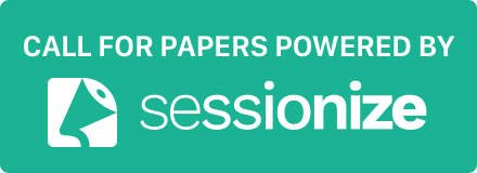 Call for papers powered by Sessionize.com